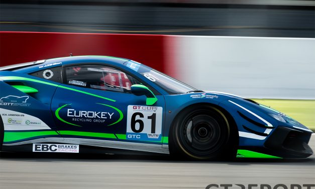 GTC class grows for British GT finale