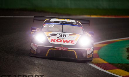 Spa 24 Hours: Tandy nurses dying Porsche home for Rowe victory