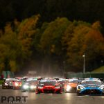 Spa 24 Hours race analysis