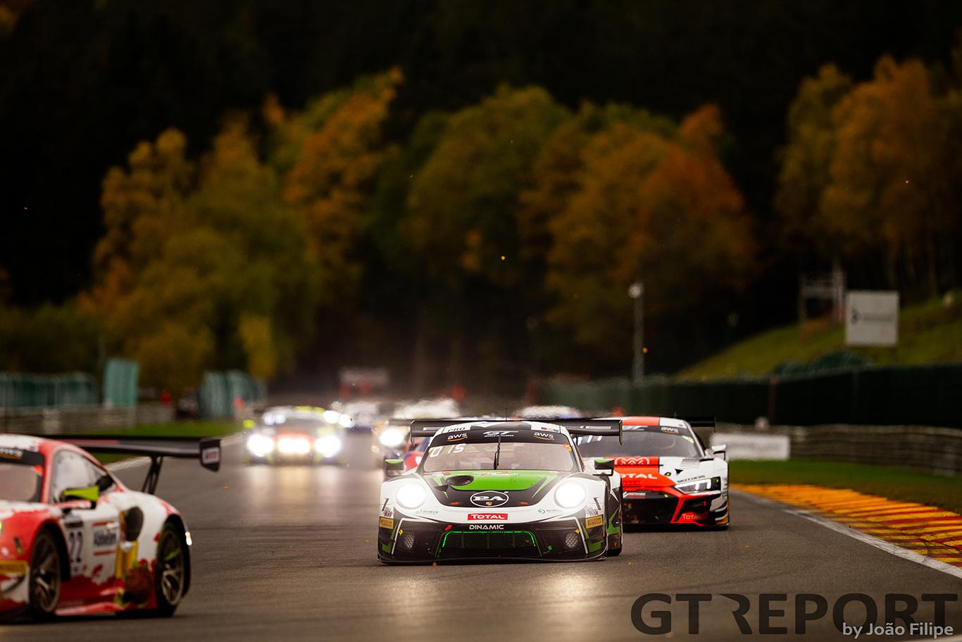 Dinamic Motorsport confirms second Porsche for GT World Challenge Europe