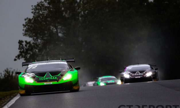 British GT Snetterton: Keen and Balon dominate to take second season victory