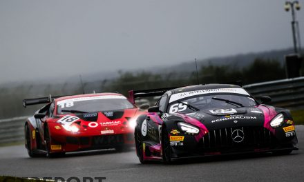 British GT Silverstone 500 entry list