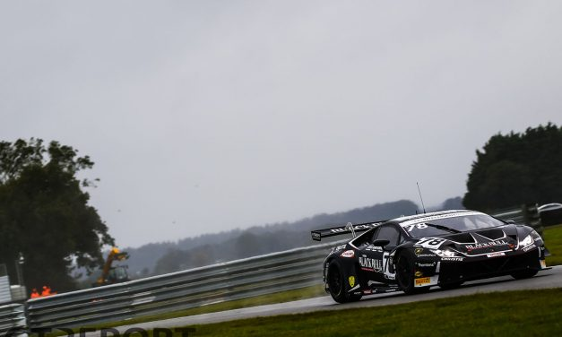 Barwell announces 2021 British GT line-up; Sandy Mitchell promoted to Lamborghini works pilot