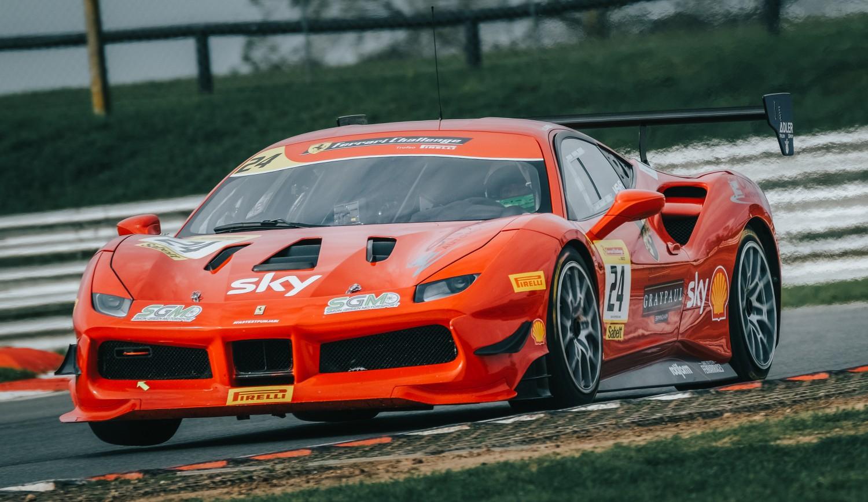 GTC British GT finale