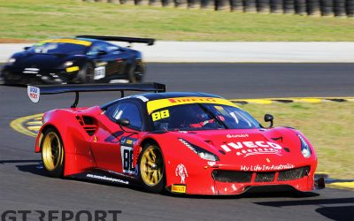 SRO and ARG announced as new management Australian GT; renamed GT World Challenge Australia