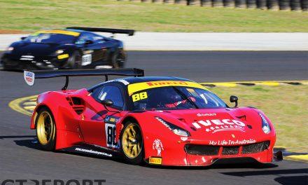 SRO and ARG announced as new management Australian GT; renamed GT World Challenge Australia