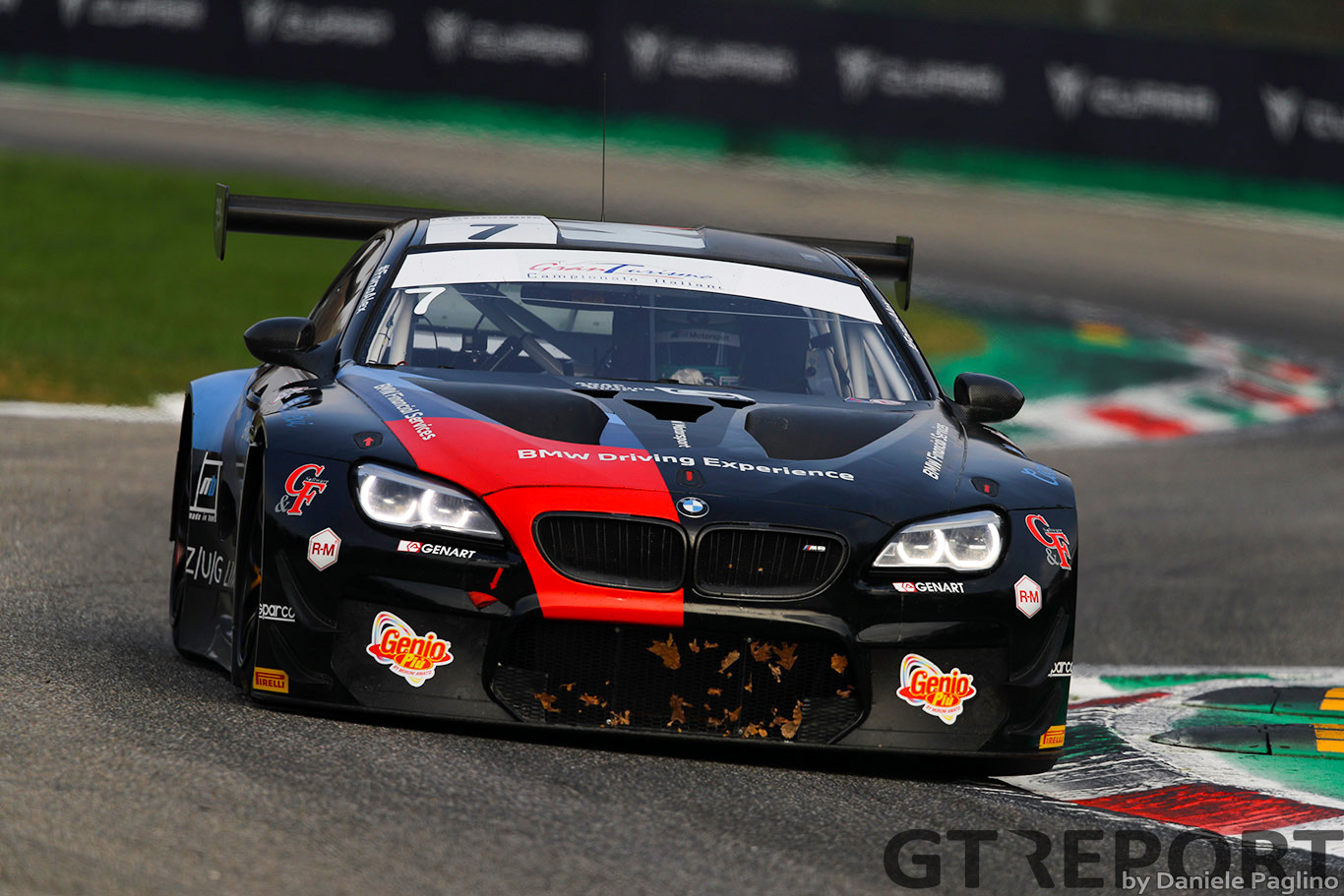 Italian GT Monza: BMW Team Italia on pole for Endurance finale
