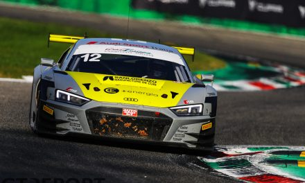 Second Audi R8 LMS GT3 for Audi Sport Italia in Italian GT