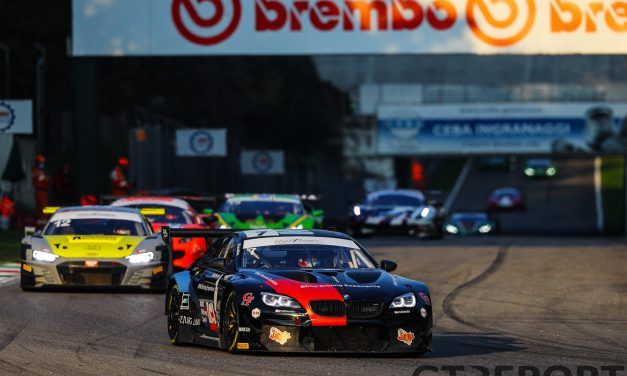 Italian GT title contender BMW Team Italia brings in Jesse Krohn for Monza finale