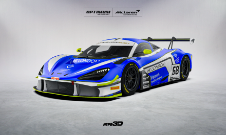 Optimum add two more British GT McLarens