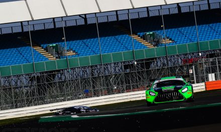 British GT Silverstone: Ram Racing and Beechdean AMR share practice spoils