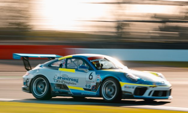 Second GTC Porsche for British GT