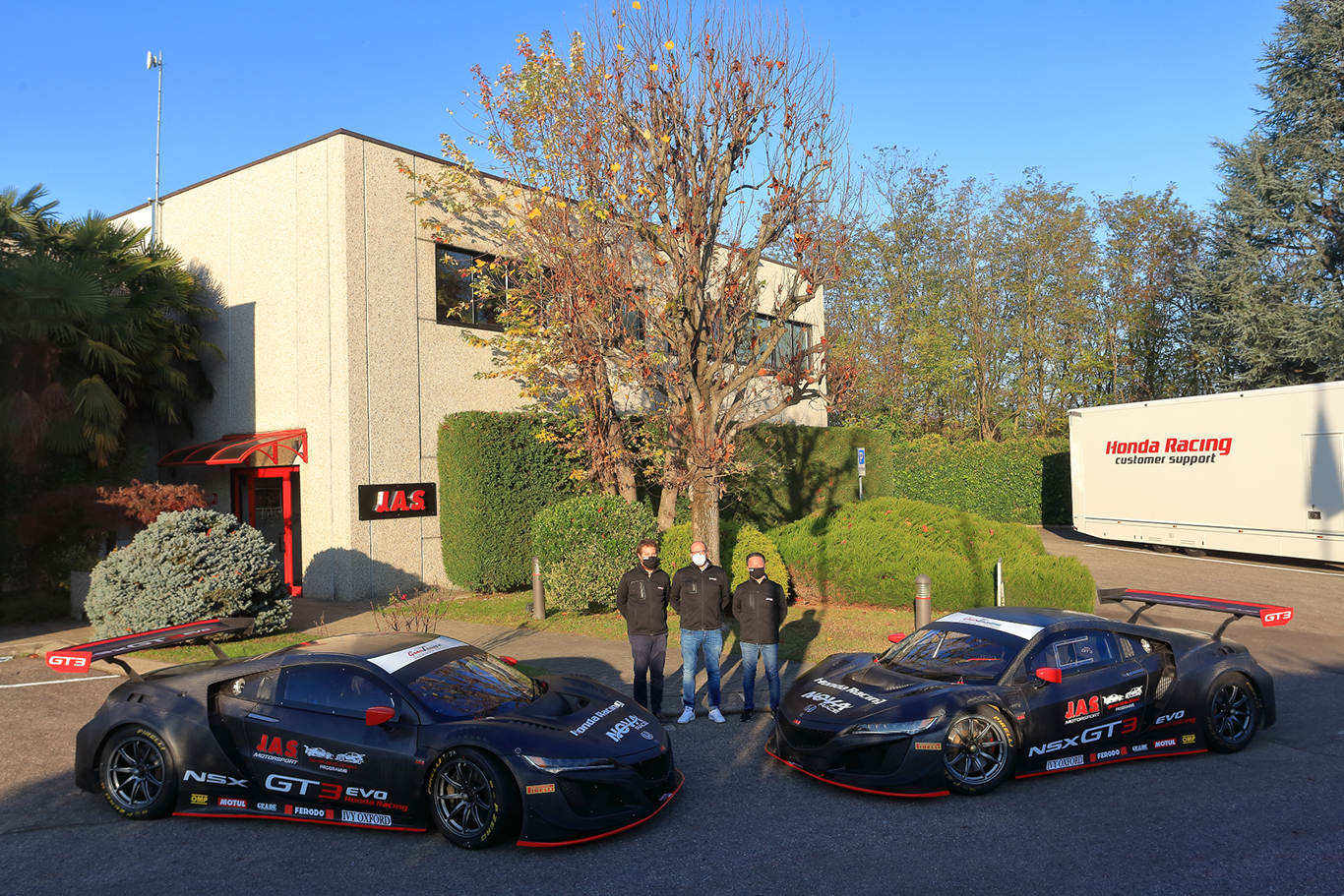 Nova Race expands Italian GT program to include two Honda NSX GT3s in 2021