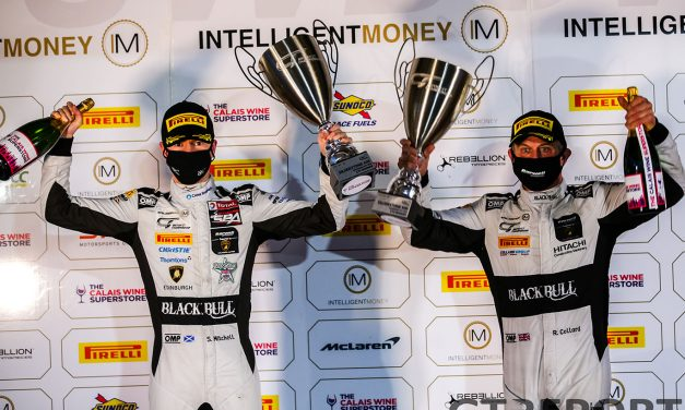 """Sandy Mitchell: """"Winning British GT title convincingly proved we deserved it"""""""