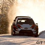 WRC Monte-Carlo Rally Toyota and Hyundai test gallery
