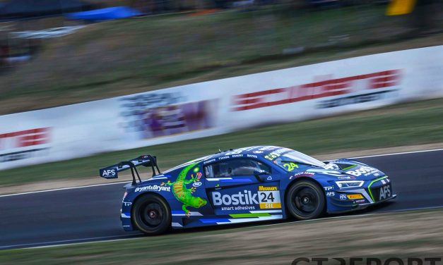 Bates signs Baturst 1000 winner Mostert for GT World Challenge Australia