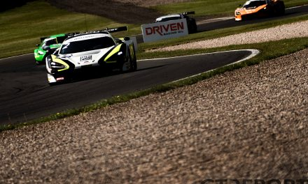 British GT notebook week 7