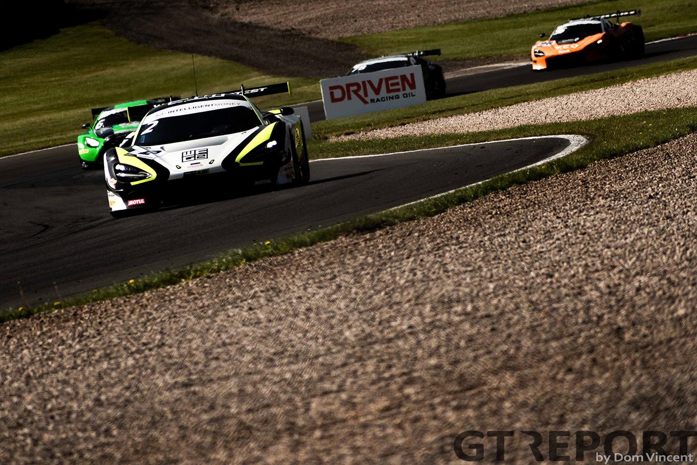 British GT notebook week 7