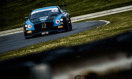 British GT notebook week 8