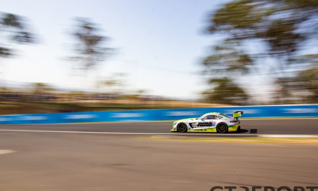 Triple 8 confirms GTWC Australia program with Supercars and Blancpain GT champion Van Gisbergen