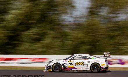 Hobson Motorsport announce GTWC Australia program