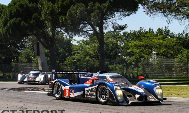 Peugeot 908: The French resistance