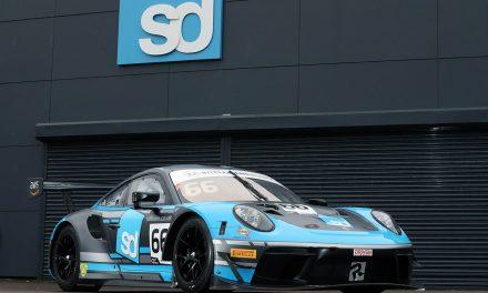 Team Parker Racing's Jones and Malvern jump to Porsche in British GT