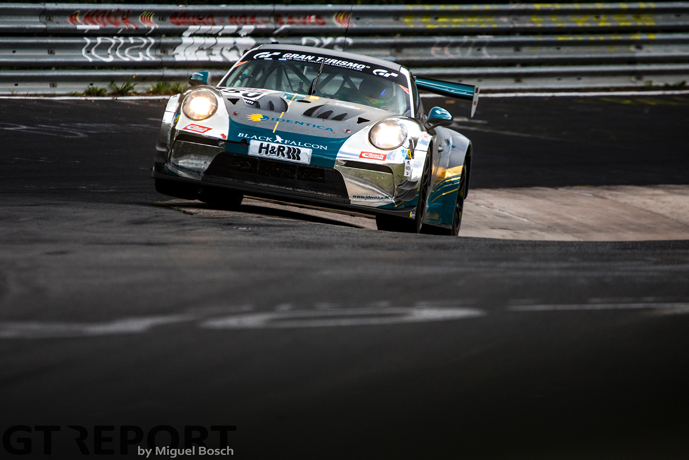 """Tobias Müller: """"Racing the Porsche Cup MR gave me the confidence to step into GT3 and perform"""""""