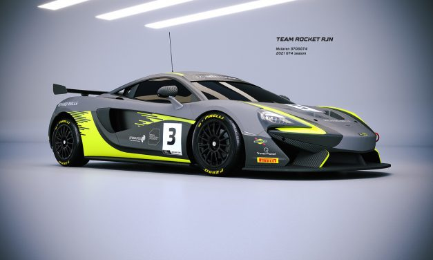 Team Rocket RJN to run McLaren Driver Development Programme's GT4 entries
