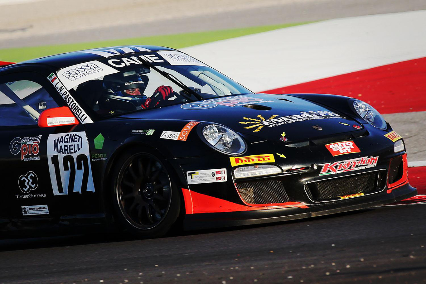 Italian GT outfit KMS Krypton Motorsport confirms Porsche 911 GT3 Cup for Riva, Berton