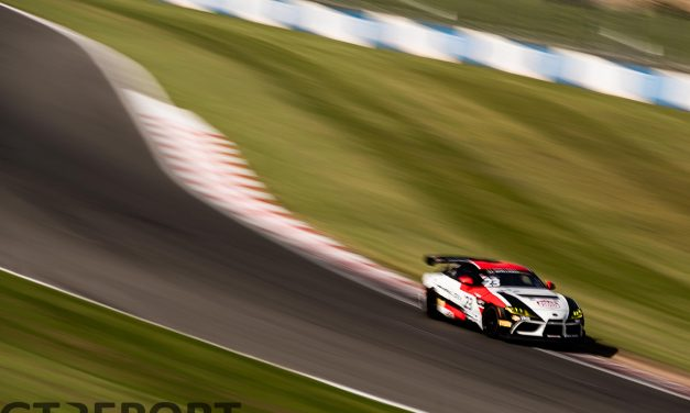 British GT notebook week 13