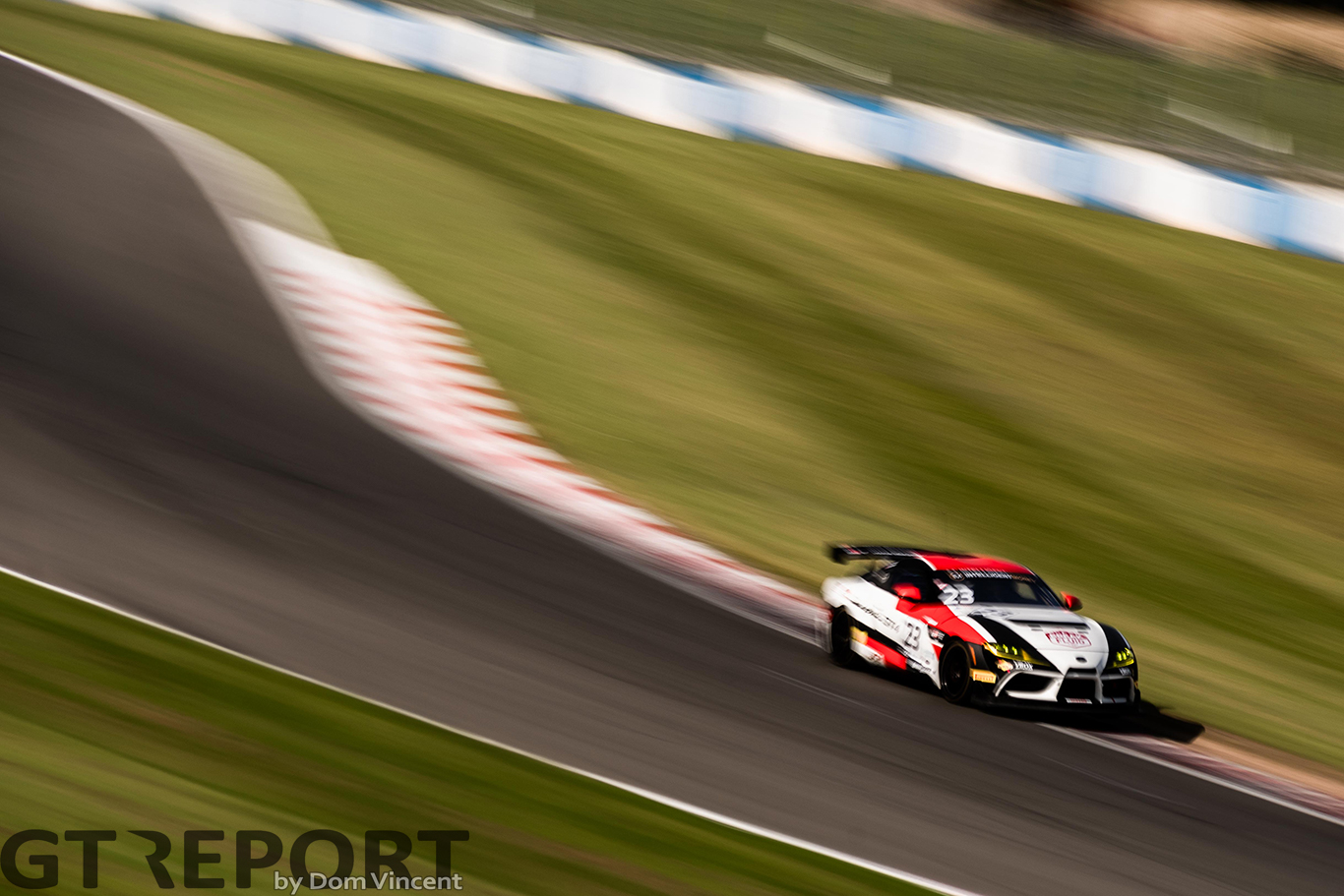 British GT notebook week 13