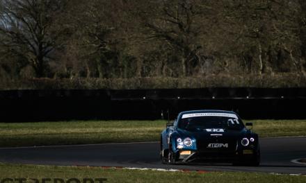 British GT notebook week 12