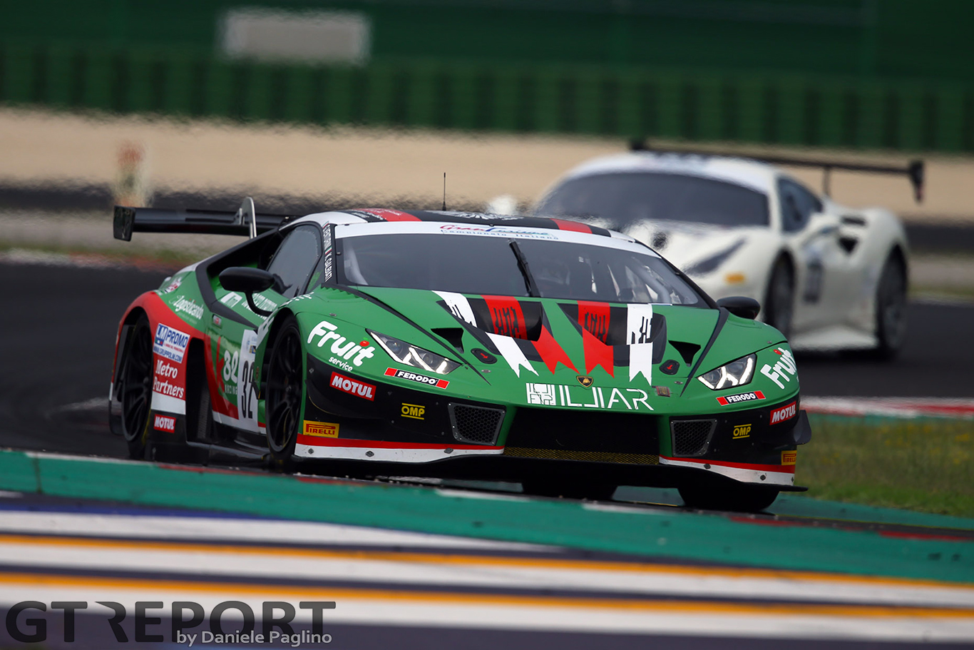 Imperiale Racing confirms 2021 Italian GT driver line-up