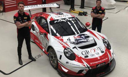 Grove Motorsport announces GT World Challenge Australia campaign