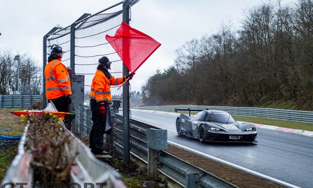 Mcchip-dkr puts Nordschleife project with KTM X-Bow GTX on hold