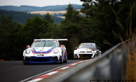 VLN Nürburgring Endurance Series NLS1 livestream