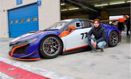 Nova Race signs De Luca for Italian GT Sprint Series campaign