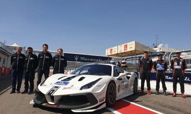 SR&R Confirms Ferrari 488 Challenge in GT Cup for Full Italian GT Season