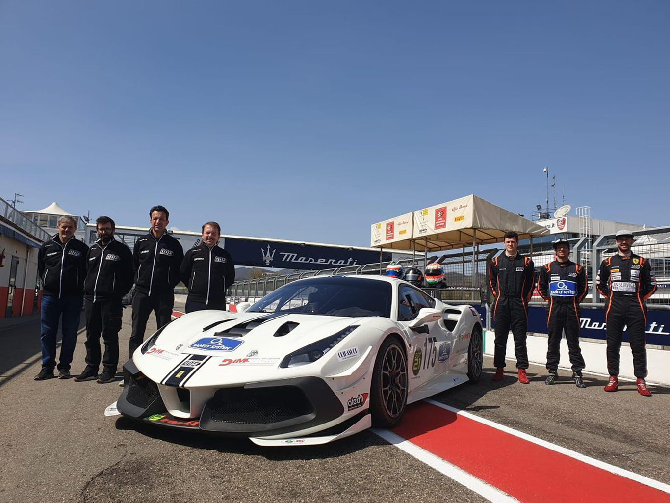 SR&R Confirms Ferrari 488 Challenge in GT Cup for Full Italian GT Season