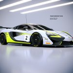 Kell and Collard join Team Rocket RJN's third McLaren GT4