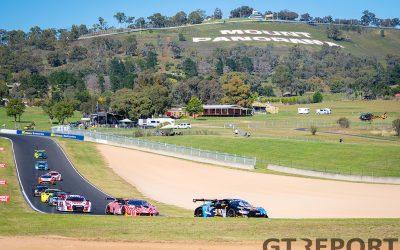GTWC Australia at Bathurst Race 2 report: Shahin makes last-lap pass to win Race 2 thriller