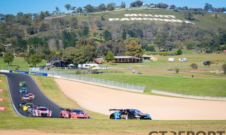 GTWC Australia at Bathurst Race 2 report: Shahin makes last-lap pass to win Race 2 thriller