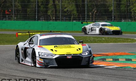 Audi Sport Italia confirms second Audi drivers for upcoming Italian GT season