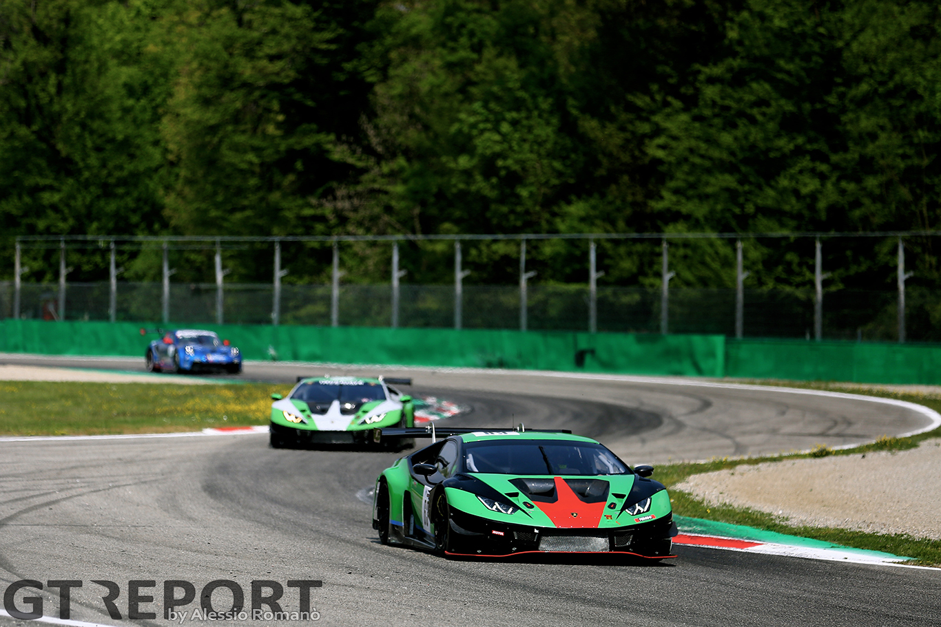 Imperiale Racing announces driver line-ups for double GT3 entry in Italian GT