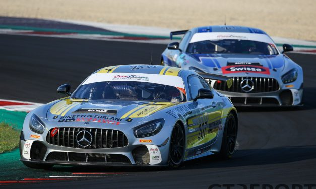 Diego Di Fabio joins Nova Race in Mercedes-AMG GT4 line-up for Italian GT