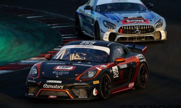 Di Giusto, Pera confirmed in first Porsche Cayman GT4 from Ebimotors for Italian GT