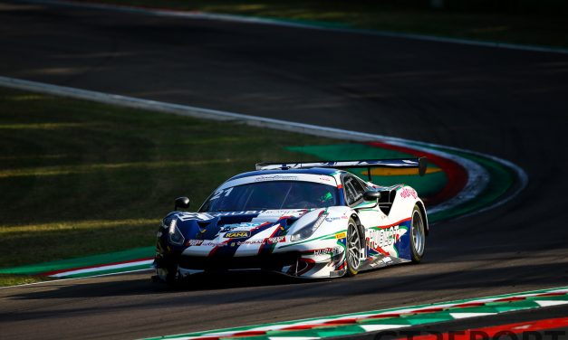 AF Corse confirms two extra crews for Italian GT campaign