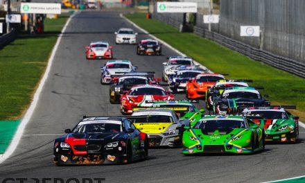34 entries for Italian GT Sprint Series season-opener