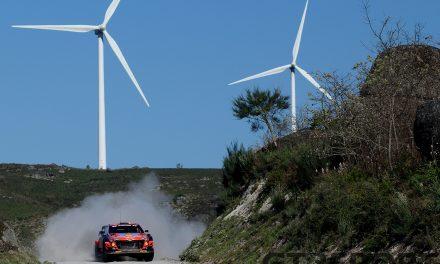 WRC Portugal Rally Hyundai Motorsport test gallery